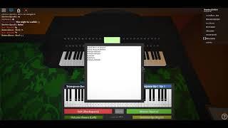 Darkside roblox piano video