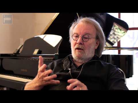 Benny Andersson interview to Icethesite...
