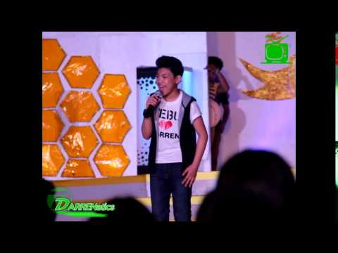 Darren Espanto live in Pinamungajan, Cebu