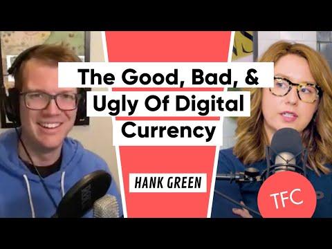Hank Green On Cryptocurrency, Big Tech Censorship, & Online Radicalization