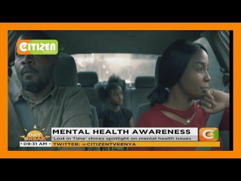 Kenyan movie 'Lost in Time' shines spotlight on mental health awareness thumbnail