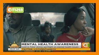 Kenyan movie 'Lost in Time' shines spotlight on mental health awareness