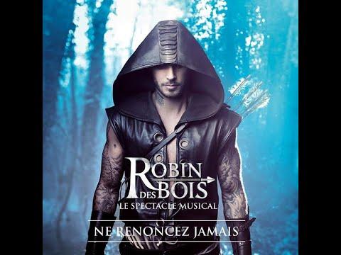 Robin des Bois - La flèche ou la cible (instrumental) (минус)