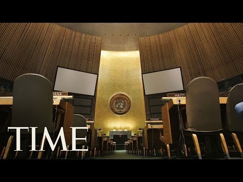 WATCH LIVE: U.N. Security Council Holds Emergency Meeting On Syria Chemical Attack | TIME