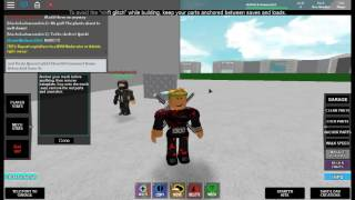 Robloxx welcome to create your own mech Free Give away