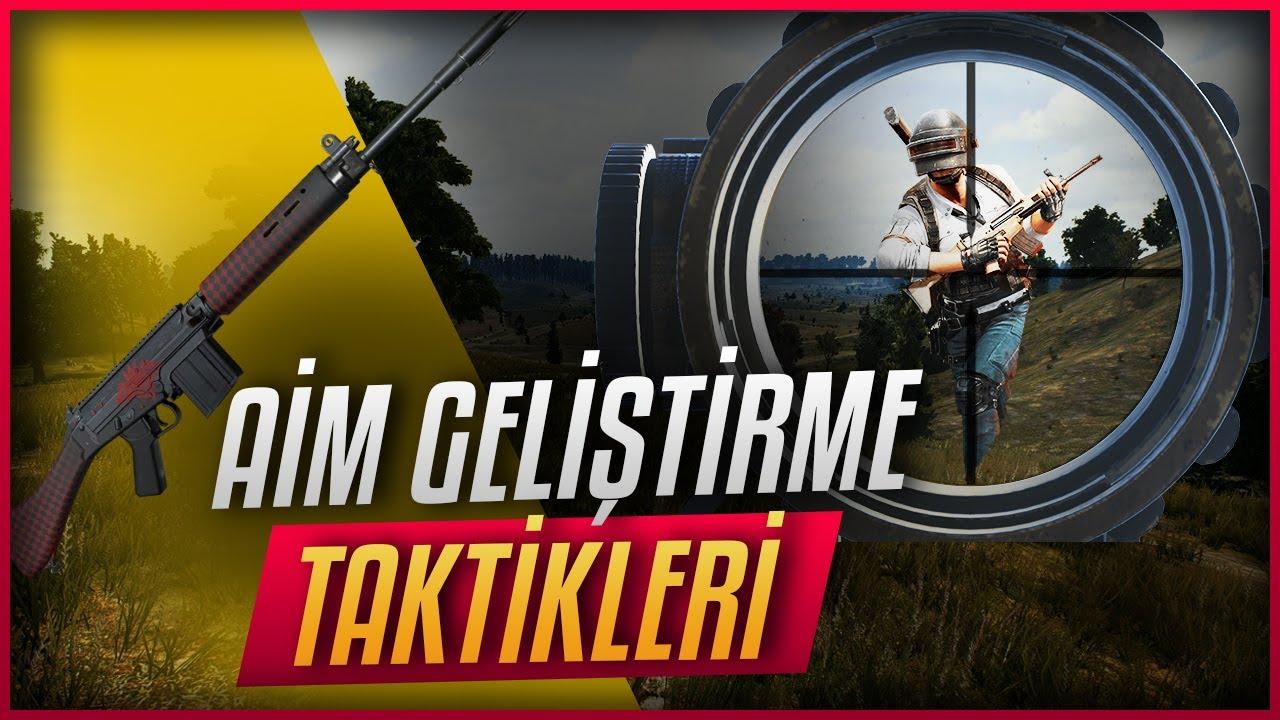SES KASMA, SPRAY&AİM GELİŞTİRME, CAMPER TESPİT ETME [PUBG REHBER]