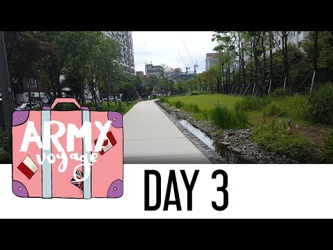 【ARMY Voyage】 Day 3 - Hongdae and Itaewon︱KOREA Vlog.
