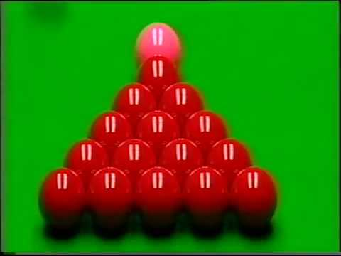 2004 World Snooker Championship Final Ronnie O