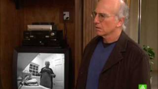 Susie Essman Greene Curb Your Enthusiasm - Larry gets caught wearing a bra