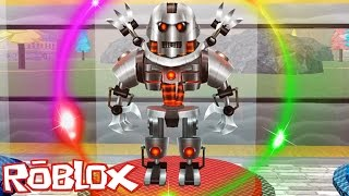 ROBLOX: GIANT ROBOTS FACTORY!! -(Robot Factory Tycoon)