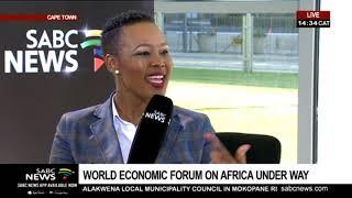 WEF Africa 2019 | Women in 4IR: Ndabeni-Abrahams