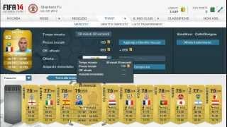 FIFA 14 COME FARE COMPRAVENDITA #1. PRIMO METODO CON POCHI CREDITI