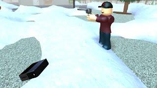 Psycho Dad Shoots Xbox One (ROBLOX)