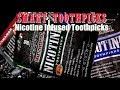 SMART TOOTHPICKS (Nicotine Flavored Infused Toothpicks) 3MG (CERTIFIED FRESH) ~Certified Fresh~