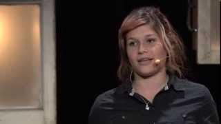 Sicily Kolbeck Tiny House Builder TED Talk   TEDYouth 2013