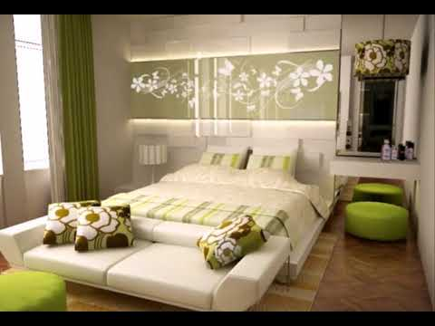 wandgestaltung schlafzimmer ideen youtube. Black Bedroom Furniture Sets. Home Design Ideas