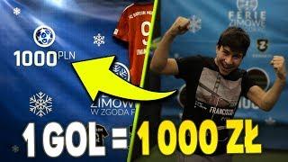 1 GOL = 1000 ZŁ! ODCINEK SPECJALNY! Widzowie zarabiają!
