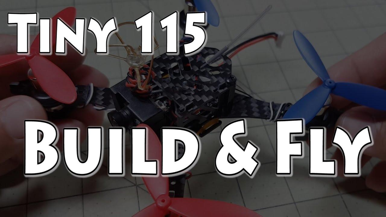 CoretexRC Tiny 115 Build & Fly