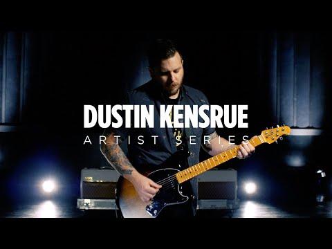 Ernie Ball Music Man Artist Series: Dustin Kensrue StingRay Guitar