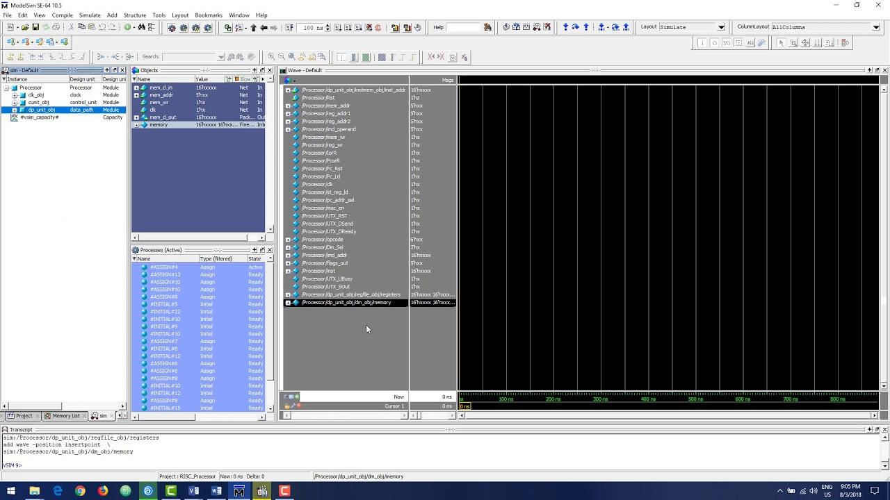 16-Bit RISC Processor in Verilog HDL [Download Code]