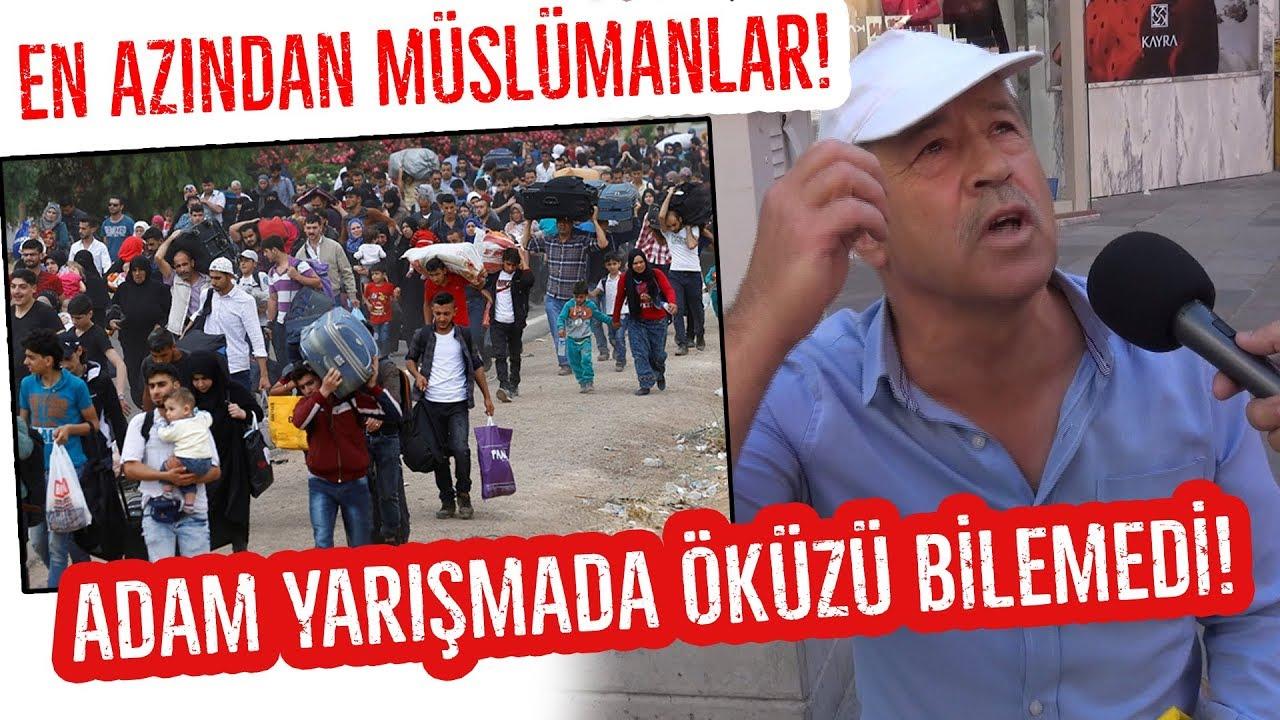 Suriyeliler Kurban Bayramı için Memleketlerine Akın Etti!Türk Vatandaşlar Bakın Neler Dedi!