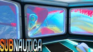 subnautica reaper leviathan fish tank testing facility gameplay 1080p hd