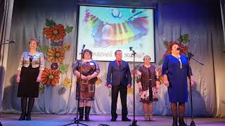 Фестиваль ветеранских хоров Пестяки 2019 часть1