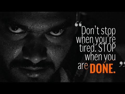 """ NEVER GIVE UP "" 