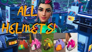 Fortnite Singularity HELMET Locations! - Fortbyte Skin Styles