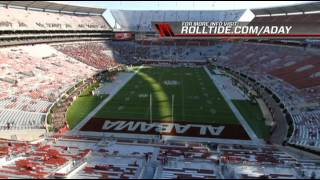 University of Alabama Football: A-Day 2012