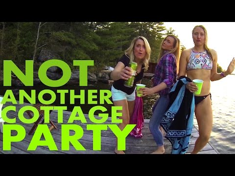 Not Another Canadian Cottage Party! (GoPro 2016)