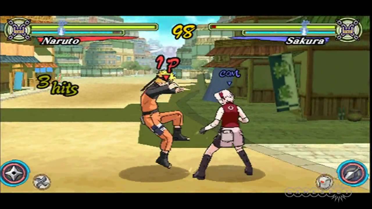 [TOP 10] Game Fighting Dengan Grafis HD Terbaik PSP 11
