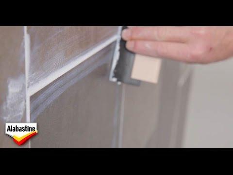Alabastine - Voegen van wand- en vloertegels - YouTube
