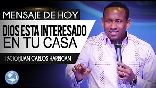 Video Dios Esta Interesado en Tu Casa - Pastor Juan Carlos Harrigan download MP3, 3GP, MP4, WEBM, AVI, FLV Agustus 2018