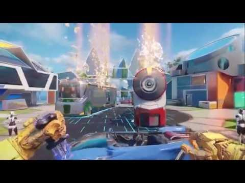 MIRRORED/REVERSED MAPS! Nuketown ,Hunted,Stronghold and Fringe BO3