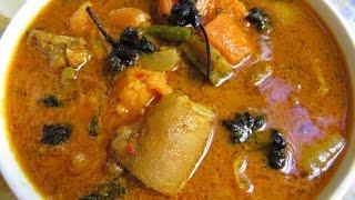 My Village style Yummy Curry Chicken - Khmer Traditional Food (សម្លការី) - Village style