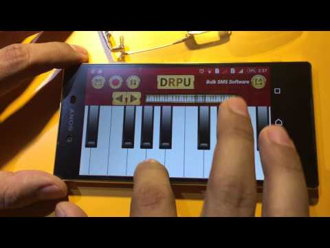 Free Virtual Piano Android App Classic modern Grand Casio Electric Digital Keyboard