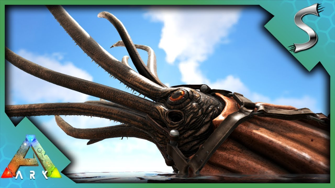 TUSOTEUTHIS TAMING! WHERE TO FIND THEM & HOW TO TAME! | Ark: Survival  Evolved [S2E90]
