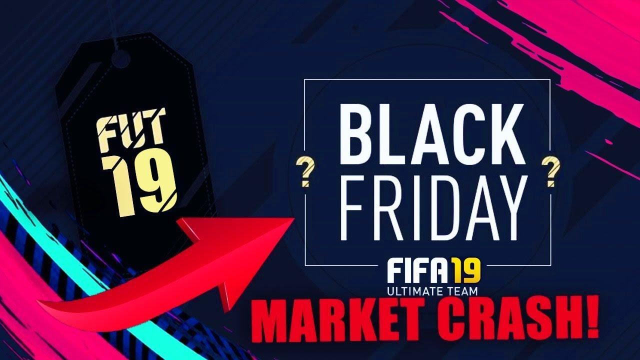 black friday fifa 19