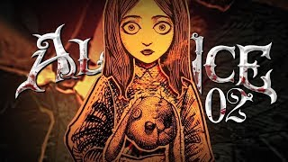Alice Madness Returns (PL) #2 - Kapelusznik (Gameplay PL / Zagrajmy w)
