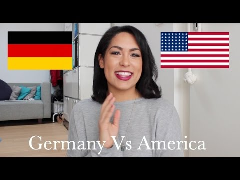 GERMANY VS AMERICA