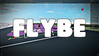 Flybe Q400 Flight - PLANE EXPLODED! (Roblox)