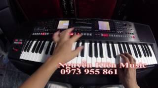 Roland EA7 - Nhạc Không Lời Dân Ca Buồn 1h Dễ Ngủ - Nguyễn Kiên Music