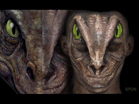 Jurassic World inspired Raptor Make-up Tutorial   Shonagh Scott   ShowMe MakeUp
