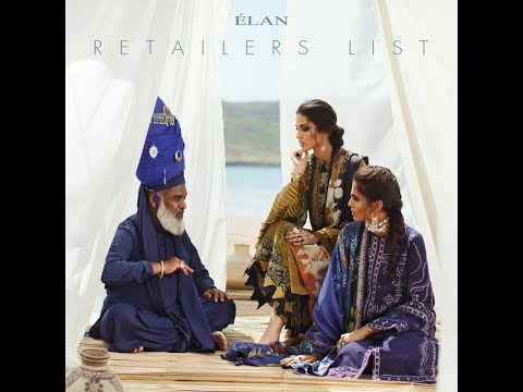 Elan Winter Collection 2019 Catalogue REVIEW | Elan UNSTITCHED SHAWL Dresses 2019 | NEW ARRIVALS