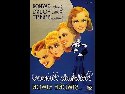 *Ladies in Love  Loretta Young, Janet Gaynor, Constance Bennett 1936