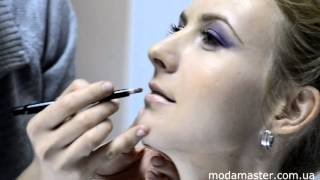 Курсы визажа и макияжа от Мастерской Моды(пару минут из жизни в мастерской визажа и макияжа :), 2013-06-16T23:42:32.000Z)