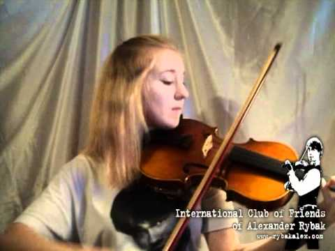ICoF AR  Louise Violin Europes Skies :