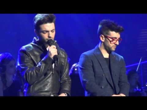 Il Volo   My way Duet  Gianluca & Piero Feb 17, 2016