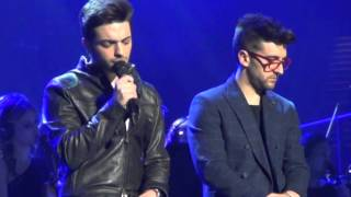 Il Volo - ... My way. Duet by Gianluca & Piero. Feb. 17, 2016 Barclays Center, Brooklyn, NY